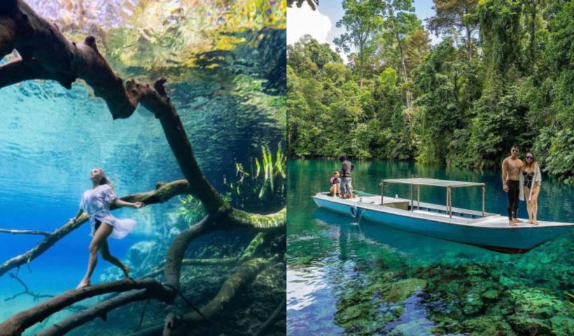 Destinasi Wisata di Berau, Kalimantan Timur