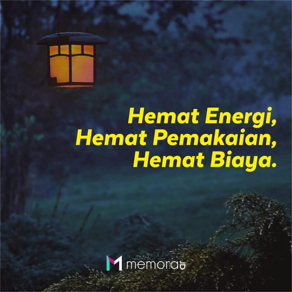 27 Poster Hemat Energi Lengkap Dengan Slogan Hemat Energi Memora Id
