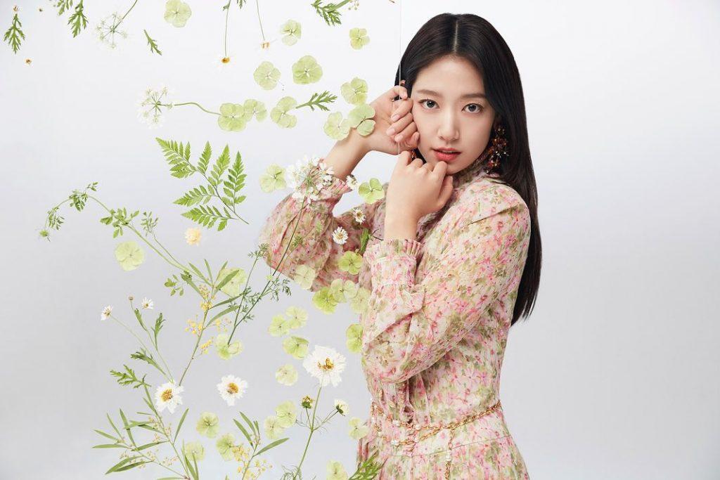 Park Shin Hye - Memora ID