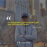 Kata-kata Quotes Coach Justin