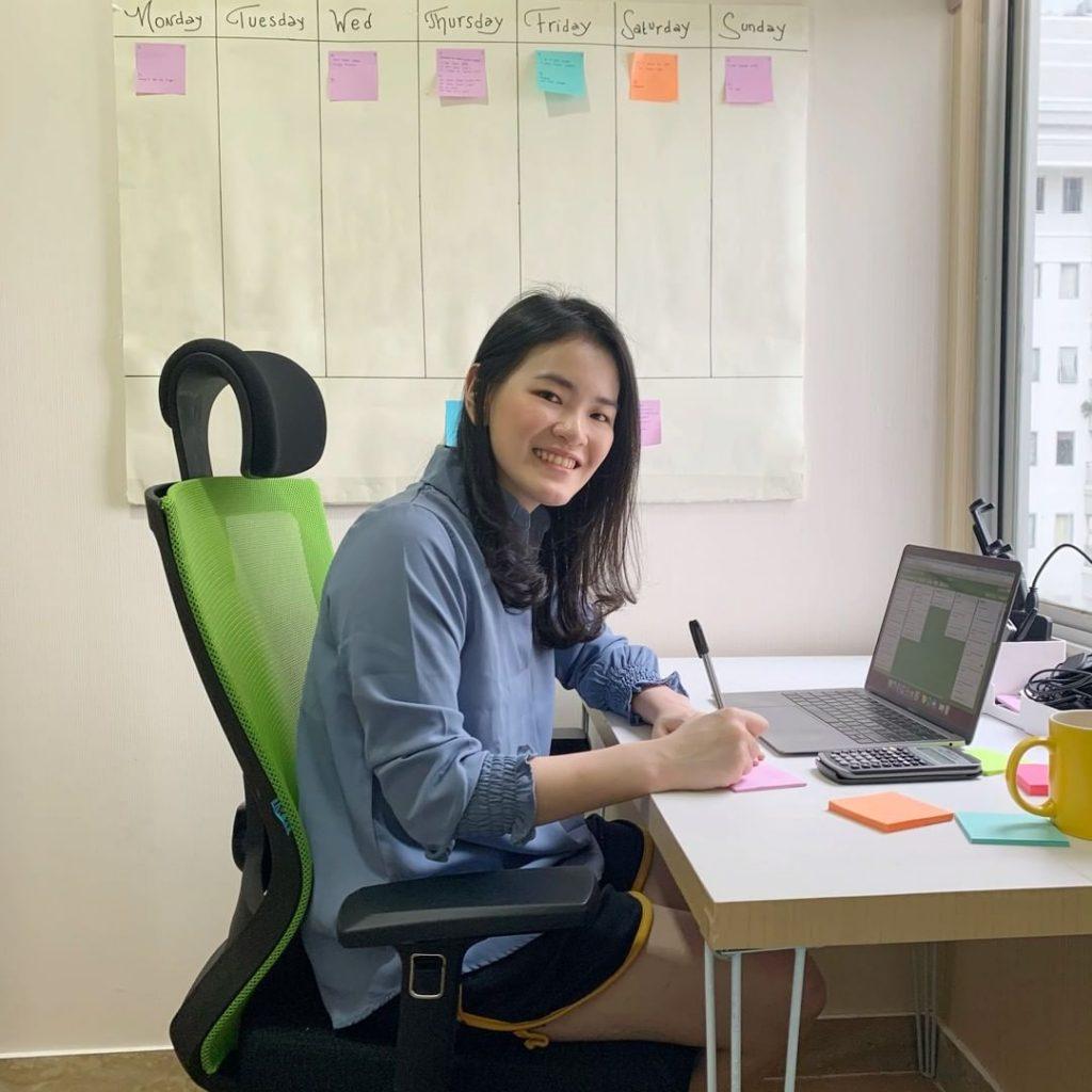 Biodata Felicia Putri Tjiasaka