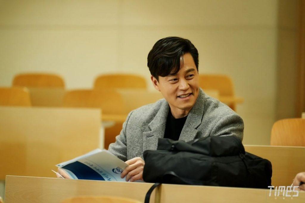 Lee Seo Jin Times OCN