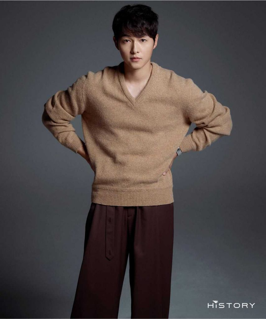 Song Joong Ki Vincenzo