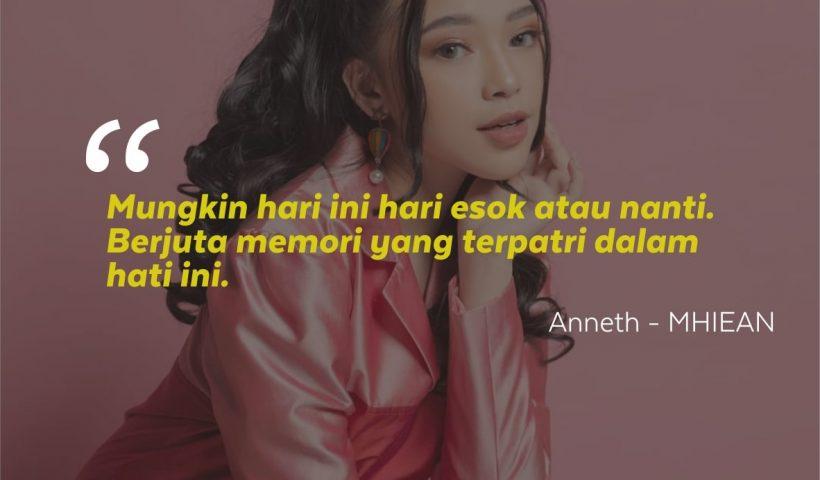 Kata-kata Mutiara Anneth Delliecia