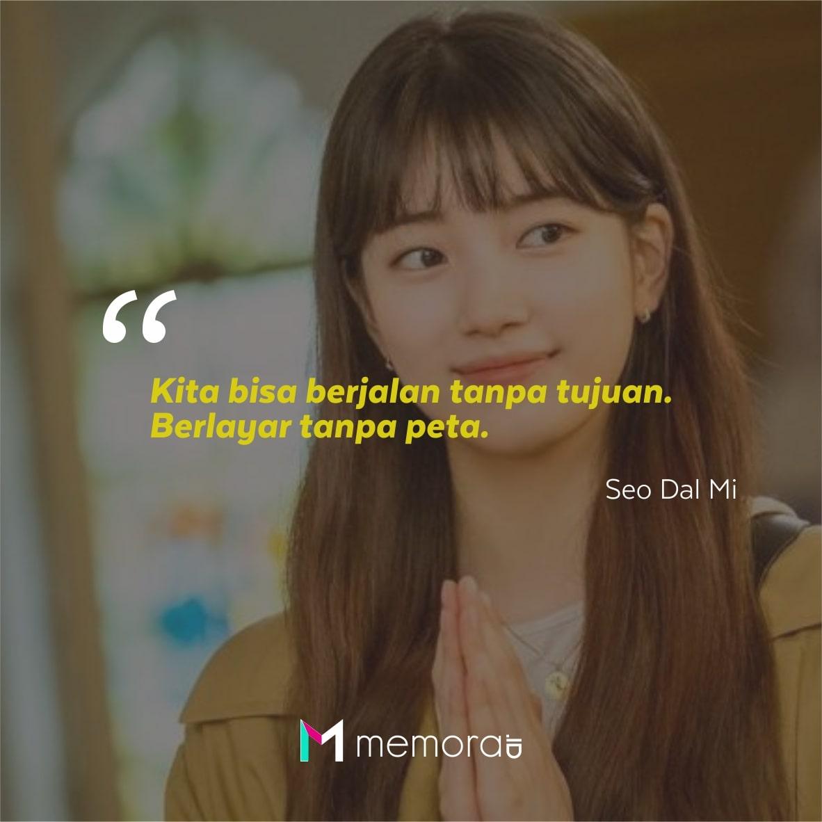 Kata-kata Bijak Seo Dal Mi