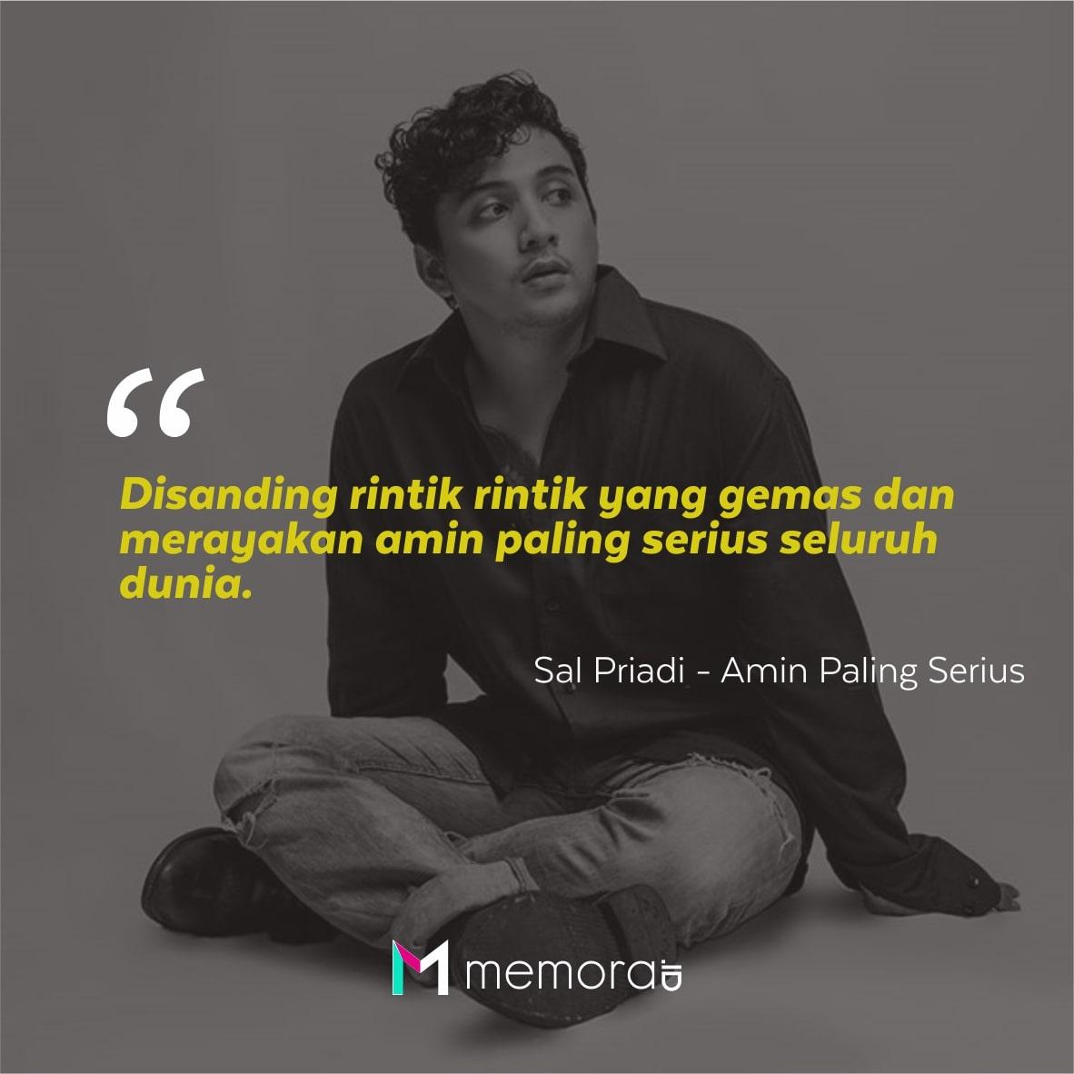 Kata-kata Mutiara Sal Priadi