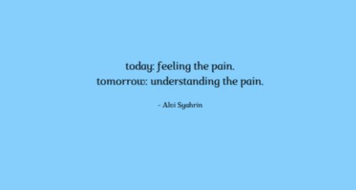 Alvi Syahrin quotes