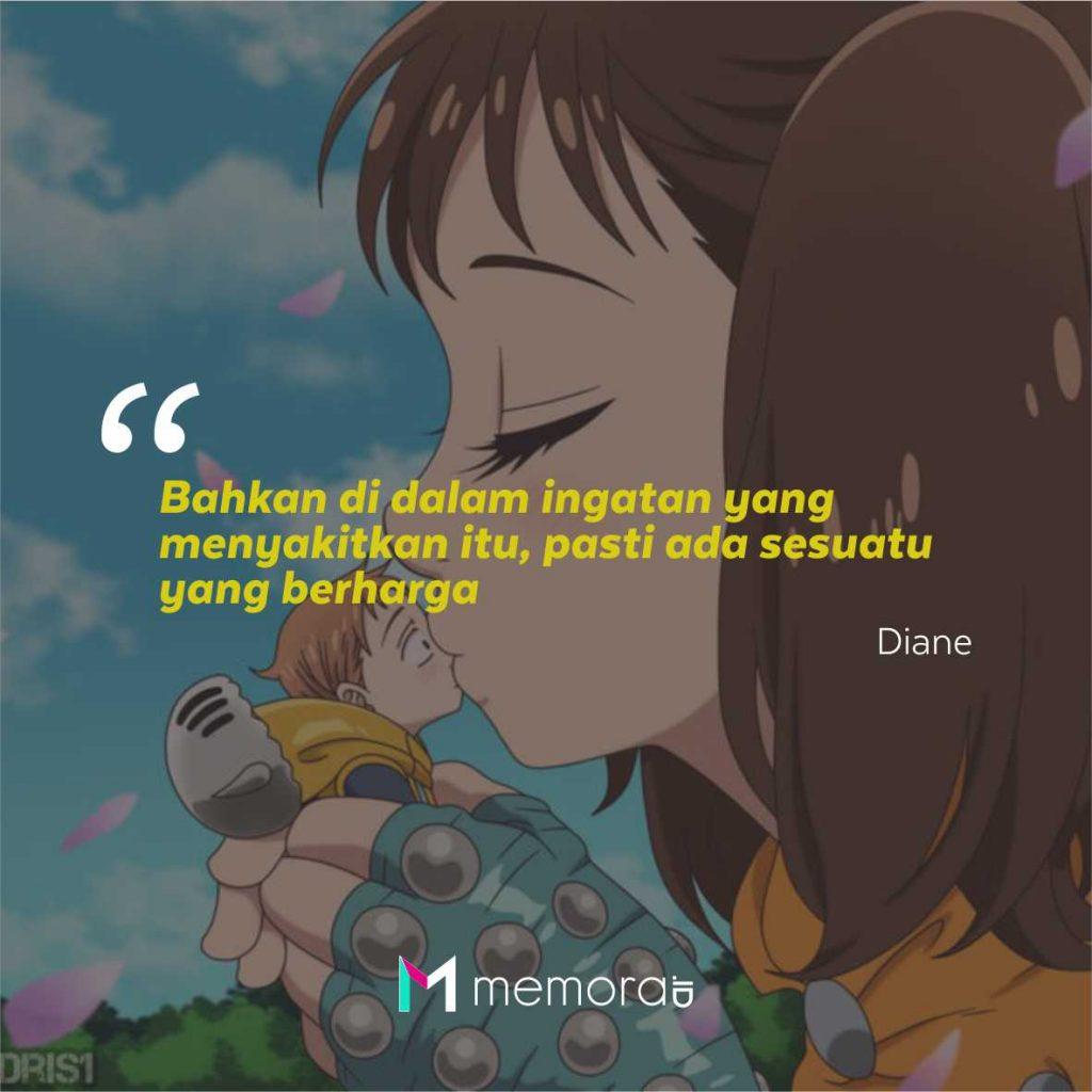 Kata-Kata Mutiara King dan Diane
