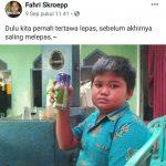 Status Viral Fahri Skroepp