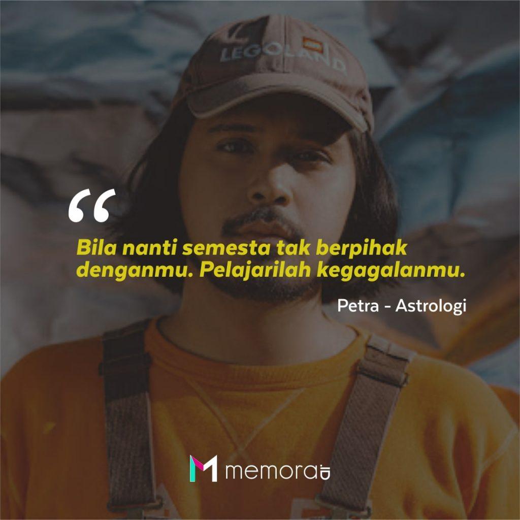 Kata-kata Mutiara Petra Sihombing
