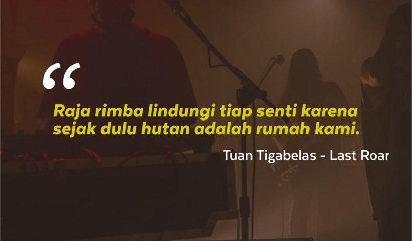 Kata-kata Mutiara Tuan Tigabelas