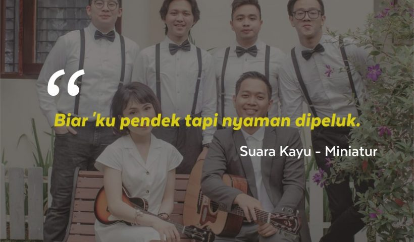 Kata-kata Mutiara Suara Kayu