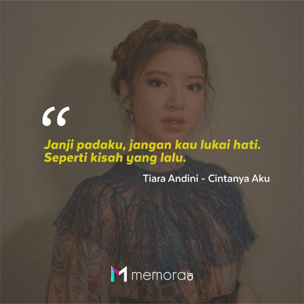 Kata-kata Mutiara Tiara Andini