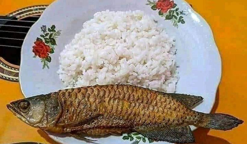 Menu Buka Puasa Pakai Ikan Ini Nyeleneh
