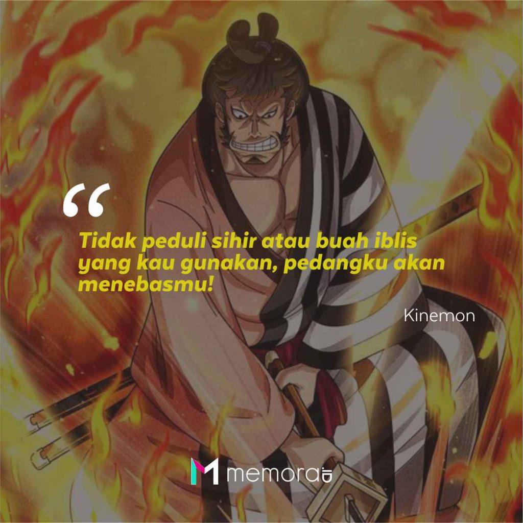 Kata-Kata Mutiara Kinemon