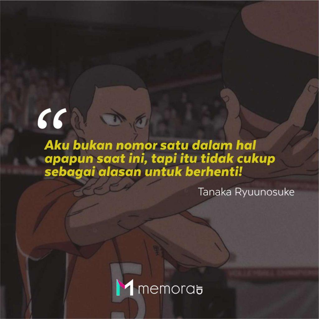 Kata-Kata Mutiara Tanaka Ryuunosuke