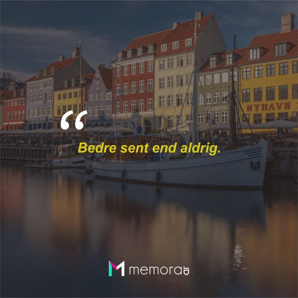 Quotes Bijak Bahasa Denmark