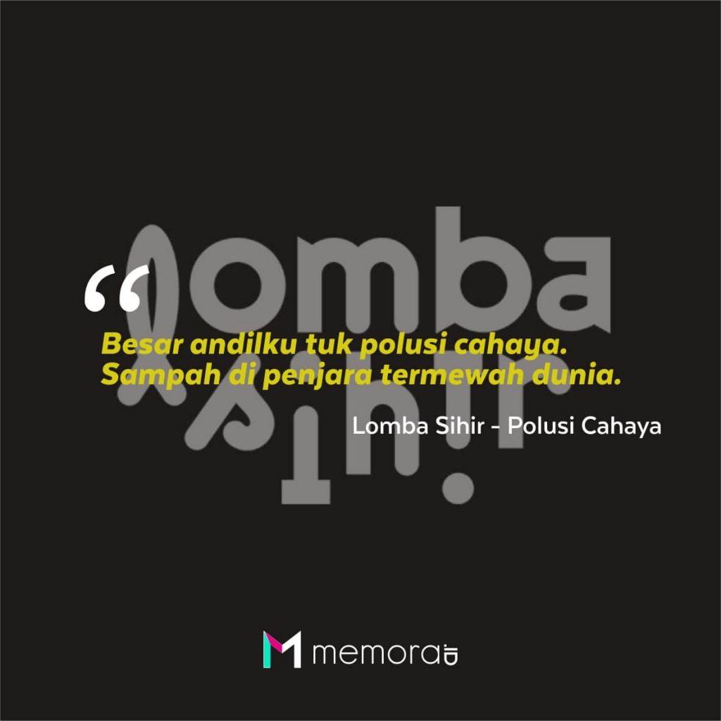 Kata-kata Mutiara Lomba Sihir