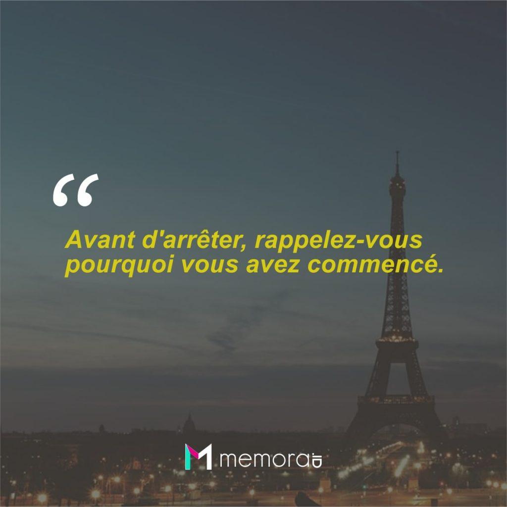 Quotes Bijak Bahasa Prancis