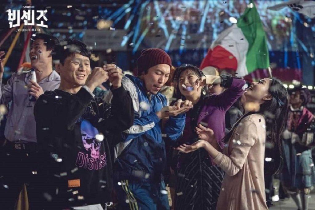 Review Drama Korea Vincenzo