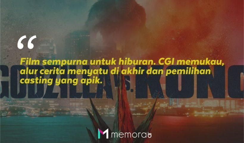 Review Film Godzilla Vs Kong