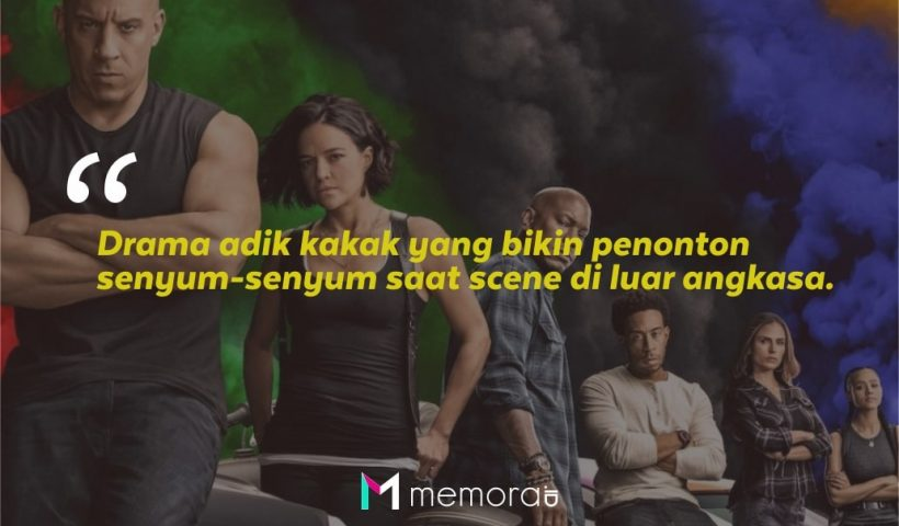 Review Film Fast & Furious 9