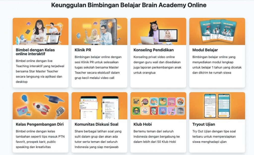 Bimbel Online Bikin Anak Makin Nyaman Belajar
