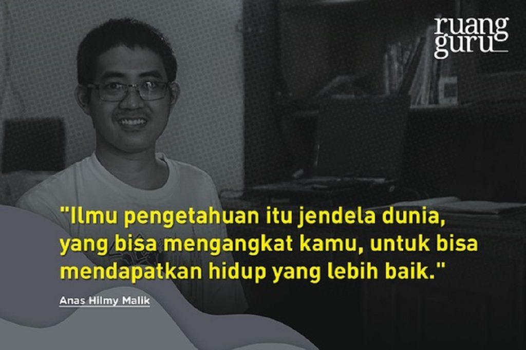 Kisah Anas Hilmy Malik