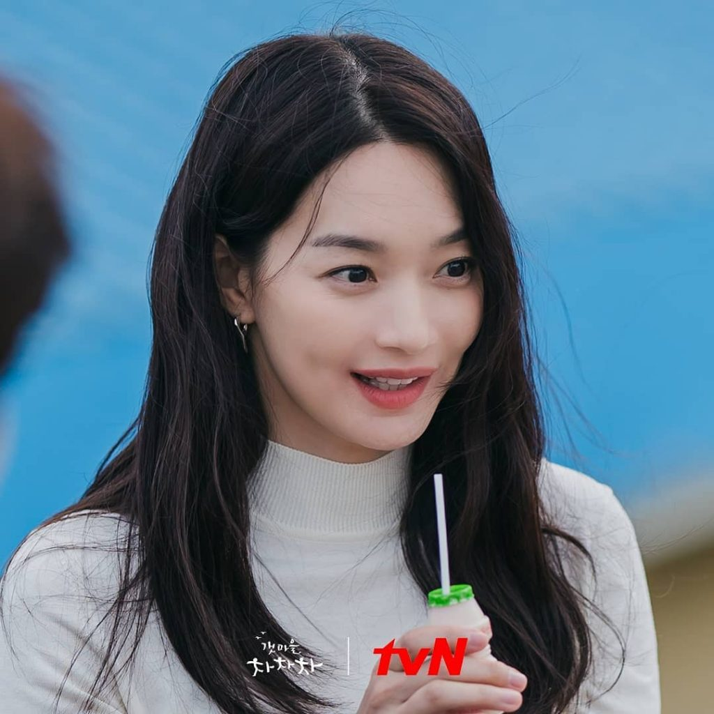 Profil Shin Min A