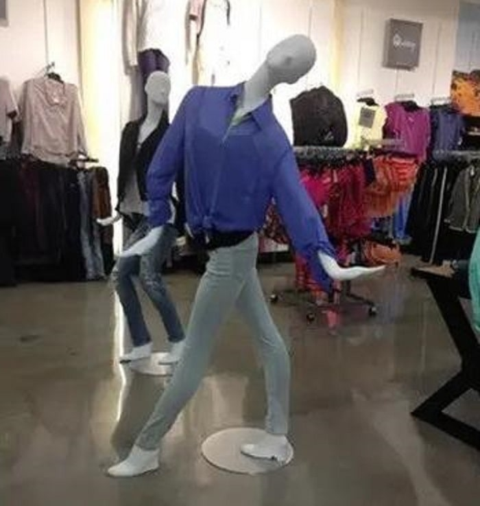 Funny Mannequin