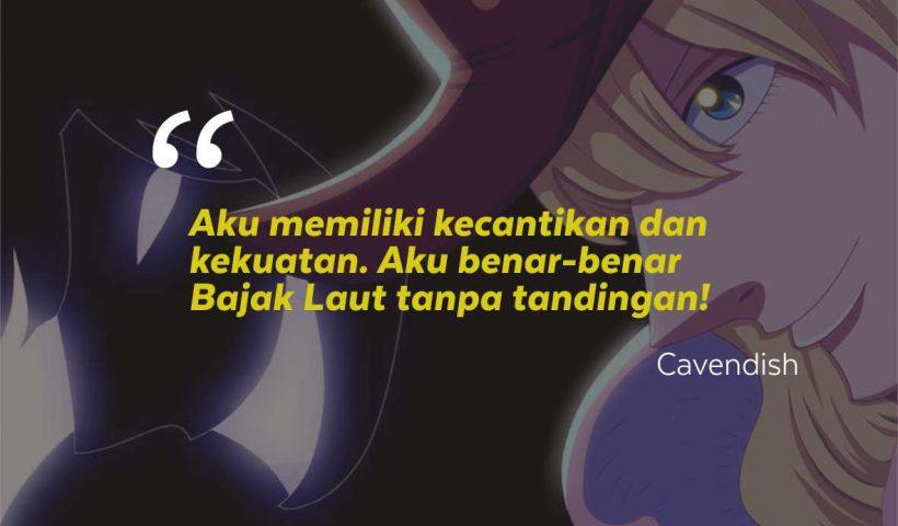 Kata-Kata Bijak Cavendish, Hakuba
