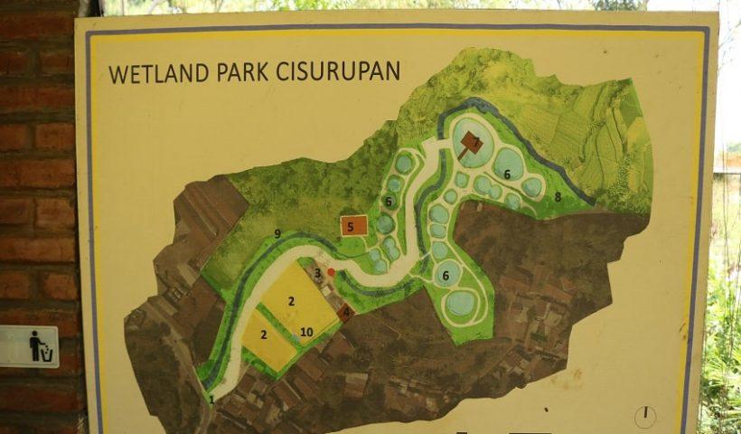 Jalur Wisata Sepeda Gunung di Kota Bandung