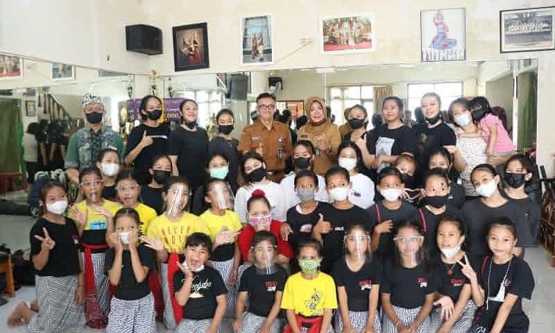 Sanggar Tari SUPUKABA Kota Bandung