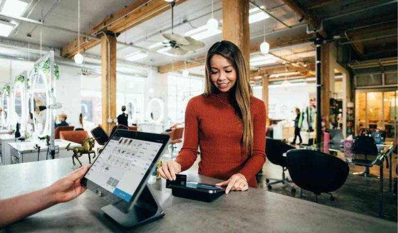 konsumen bisnis online