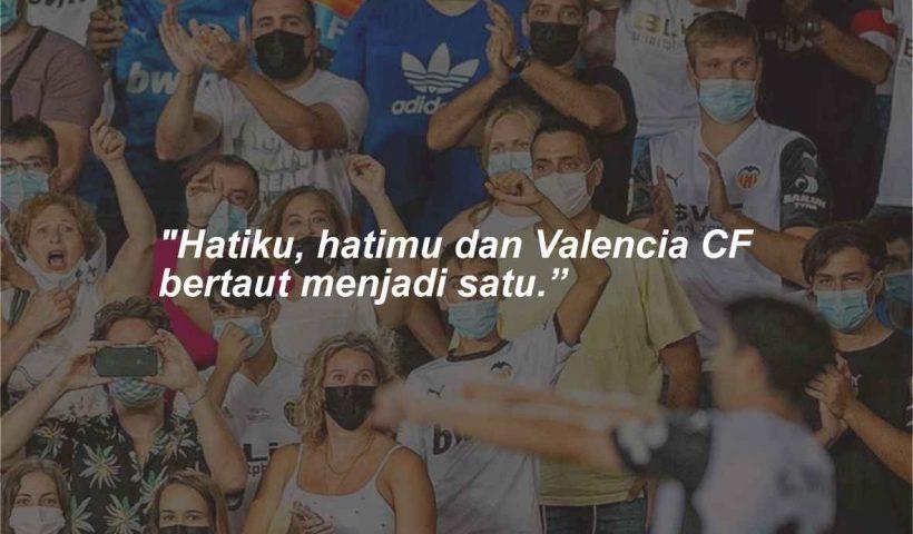 Quotes dan kata-kata bijak Valencia CF