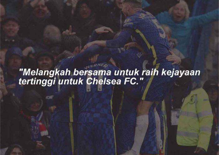 Quotes dan kata-kata bijak Chelsea FC
