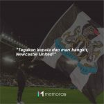 Quotes dan kata-kata bijak Newcastle United